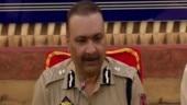Desperate Pak, militant handlers trying various tactics to provoke people: J&K DGP