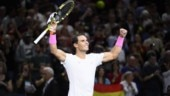 Rafael Nadal beats Stan Wawrinka again to reach Paris Masters quarters