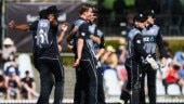 3rd T20I: Colin de Grandhomme shines before England lose 5 for 10 as New Zealand take 2-1 lead