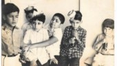 Children's Day special: Can you spot Boney and Anil Kapoor in throwback pic by Rishi Kapoor?