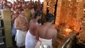 10 women from Andhra Pradesh sent back from Sabarimala temple