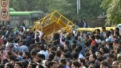 Fee hike: JNU students demand no administrative or legal action be taken against protesters