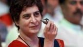 SPG cover removal part of politics, keeps happening: Priyanka Gandhi