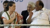 Maharashtra govt in few days? Congress-NCP there but not there on alliance with Sena