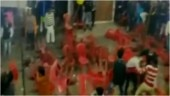 People hurl chairs at each other during Qawwali event in Haridwar. Video is viral