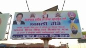Hoardings hailing Sidhu, Imran Khan surface in Amritsar ahead of Kartarpur opening