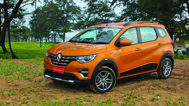 Renault Triber Turns Out To Be A Hit Over 10 000 Units Already Delivered Auto News