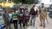 Madhya Pradesh: 6 arrested, a dozen dumpers seized after sand mafia resort to firing at police in Morena