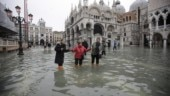 Italy declares state of emergency in Venice after high tides