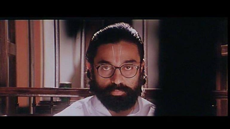Kamal Haasan in Hey Ram