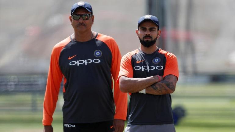 Agenda driven lies: Virat Kohli on India coach Ravi Shastri being called his yes-man - Sports News