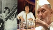 List of famous Indian musicians with their instruments, musical instruments and Indian musicians who play them, musical instruments, musicians, musicians with instruments