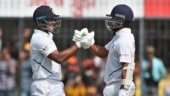 India vs Bangladesh: Mayank Agarwal 243, Ajinkya Rahane 86 give India massive lead