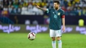 Lionel Messi asks Brazil coach Tite to 'shut his mouth'