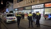 Three wounded in stabbing incident in busy Hague street, manhunt underway