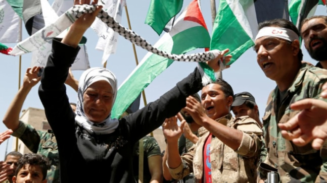 India joins 164 countries to vote in favour of Palestinians' right to self-determination