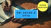 RBI Grade B Exam Analysis: Overall exam difficulty level was moderate