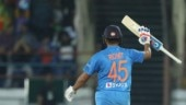 Nagpur T20I: Rohit Sharma on verge of becoming 1st Indian to hit 400 international sixes