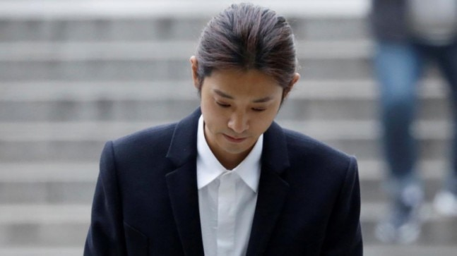 K-Pop Singer Jung Joon-Young Sentenced To 6 Years Jail For -3973