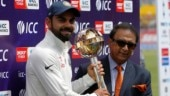Maybe Kohli wanted to say nice things about BCCI president Ganguly: Gavaskar takes a dig at India captain