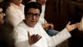 Raj Thackeray's son leads march of contract workers