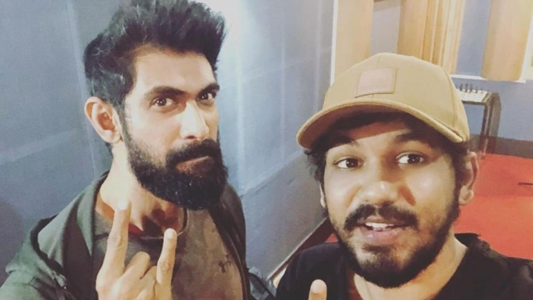 Rana Daggubati and Hip Hop Adhi