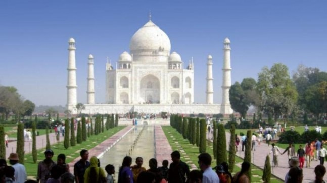 UP govt opens new view point for tourists to see Taj Mahal under moonlight