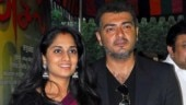 This is how Ajith surprised his wife Shalini on her birthday