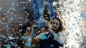 Stefanos Tsitsipas beats Dominic Thiem in thriller to lift ATP Finals trophy
