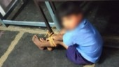 Hyderabad: Headmaster ties two students to bench as punishment, probe ordered