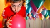 Why does our voice change with helium inhalation?
