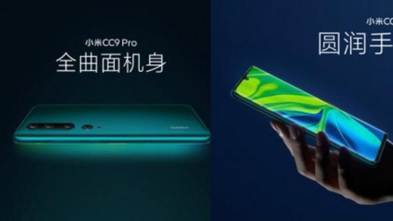 Xiaomi launches Mi CC9 Pro