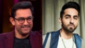 Ayushmann Khurrana reveals he's a big fan of Aamir Khan: Met him on sets of Dangal