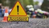 22 hurt as bus overturns on Yamuna Expressway