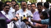 Ajit Pawar meets Fadnavis, CMO says they discussed farmers' issues
