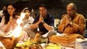 Akshay Kumar and Manushi Chhillar start Prithviraj with hawan: Here's to auspicious beginnings