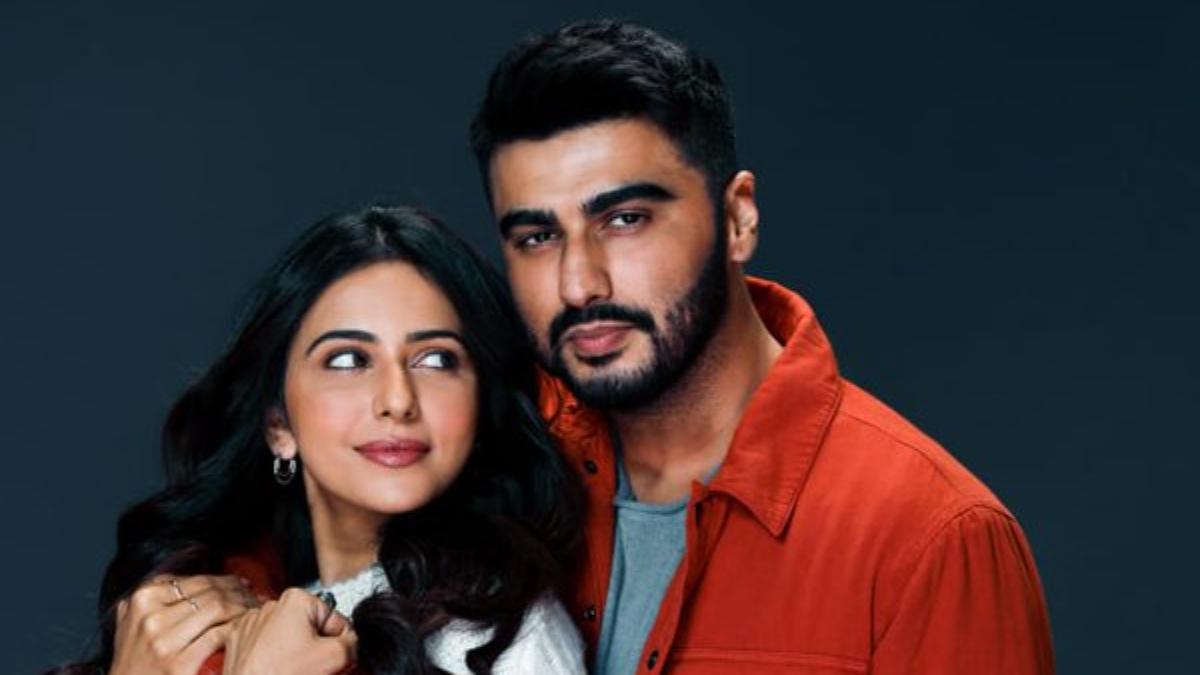 Arjun Kapoor to romance Rakul Preet Singh in upcoming untitled film