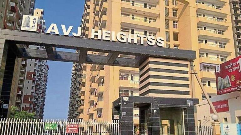 Greater Noida AVJ Heights murder
