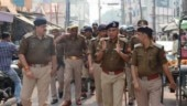 Police march through sensitive areas in Braj before Ayodhya verdict