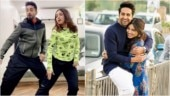 Ayushmann Khurrana and Bhumi Pednekar are dancing to Dheeme Dheeme like Chintu Tyagi. Watch video