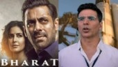Bharat vs Mission Mangal: Neck-to-neck at box office. But on TV, Salman Khan beats Akshay Kumar