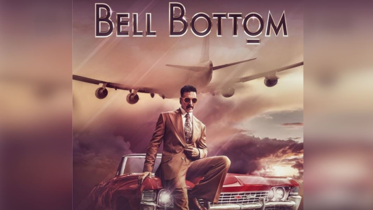 Bell Bottom first look: Akshay Kumar is ready to take you on a ...