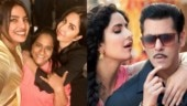 What Bharat row? Priyanka Chopra and Katrina Kaif party with Salman Khan's sister Arpita in Mumbai