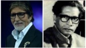 Amitabh Bachchan reveals how his dad Harivansh Rai reacted when he failed a film contest