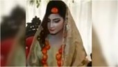 Pakistani bride wears jewellery made of tomatoes instead of gold. Internet cannot stop laughing