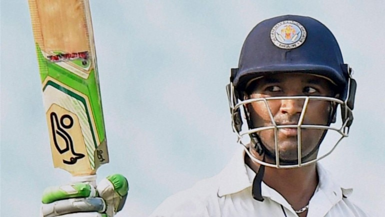 CM Gautam captained Bellary Tuskers in the final of Karnataka Premier League 2019 (PTI Photo)