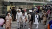 Hindu pilgrims from India arrive in Pak to attend religious festivities in Sindh