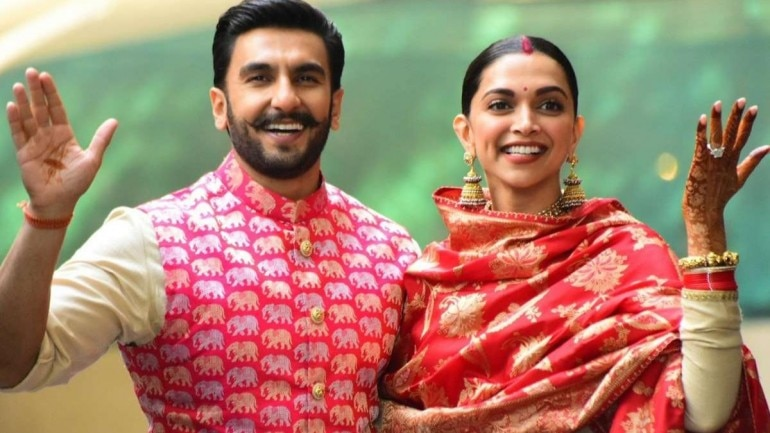 Ranveer Singh and Deepika Padukone ted the knot in an intimate ceremony in November last year.