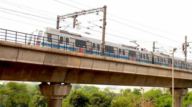 75-year-old man commits suicide at Delhi Metro's Laxmi Nagar station