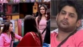 Bigg Boss 13: Rashami and Devoleena are back in BB house, Sidharth unhappy